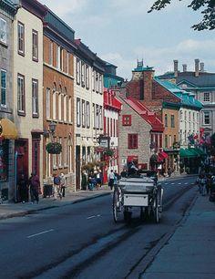 Quebec City #travel