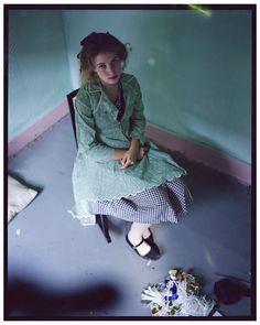 Max Kozloff Francesca Woodman, 1981