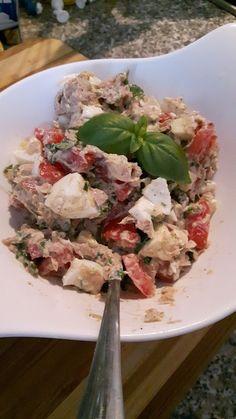 Thunfisch - Salat italienische Art 13