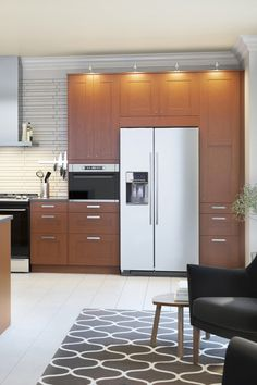 What does your dream kitchen look like? Bring it to life with IKEA SEKTION kitchens! All designed to give you the freedom to create the kitchen that's perfect for your life, your home, your style and your budget.
