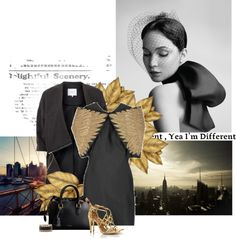 """Different"" by crazydita ❤ liked on Polyvore"