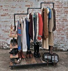 Barato vintage frame casamento país da américa ferro forjado rack de roupas roupas cabides prateleira prateleiras(China (Mainland))