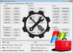 Windows Repair Toolbox 2.0.0.3 Full Version Portable [Latest]
