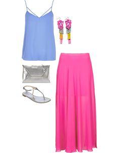 Neon for summer - BonBon Rose Girls