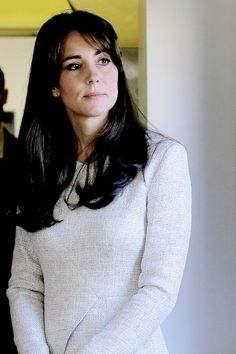 Catherine, Duchess of Cambridge during a visit to the Rehabilitation of Addicted Prisoners Trust at HMP Send || September 25, 2015