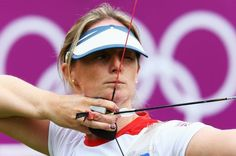 Team GB's Naomi Folkard bowed out after defeat to tenth-ranked Mariana Avitia