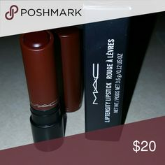 Mac Liptensity Lipstick in Dionysus New Authentic, No Trades, No Paypal, Use Offer Button MAC Cosmetics Makeup Lipstick