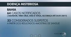 #Número de casos de doença que deixa urina preta sobe para 64 na BA - Globo.com: Globo.com Número de casos de doença que deixa urina preta…