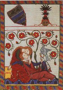 Medieval Women Mystics — The Medieval Scriptorium – A Gallery of ...
