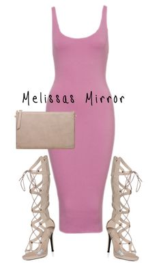 """'SUMMER' by Melissa's Mirror"" by melissas-mirror ❤ liked on Polyvore"