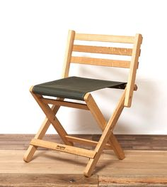 PEREGRINE FURNITURE | TICKTACK CHAIR | アウトドアファッション総合通販サイト BAMBOO Ville Folding Furniture, Folding Stool, Factory Design, Peregrine, Camping Chairs, Garden Chairs, Cool Chairs, Outdoor Seating, Chair Design