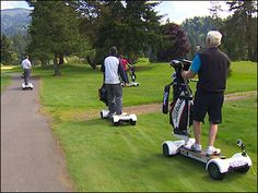 #GolfBoard | Bringing new life to the game of #golf
