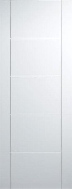 Florida White Internal Door