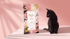 PetaBol-品牌&包装 Cat Food Packaging & Dog Food Packaging on Behance Food Packaging Design, Packaging Design Inspiration, Brand Packaging, Pet Station, Pet Supplements, Dog Branding, Get Well Cards, Cat Food, Simple Living