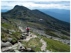 Presidential Traverse [a.k.a how I spent my Tuesday.]