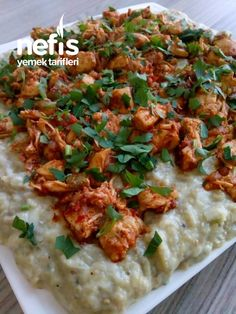 Turkish Recipes, Italian Recipes, Turkish Sweets, Good Food, Yummy Food, Fish And Meat, Fresh Fruits And Vegetables, Seafood Dishes, Breakfast Recipes
