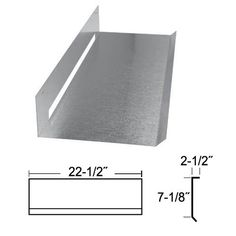 18'' to 24'' DuraTech Roof Radiation Shield - 18DT-RRS >>> You can get more details by clicking on the image.