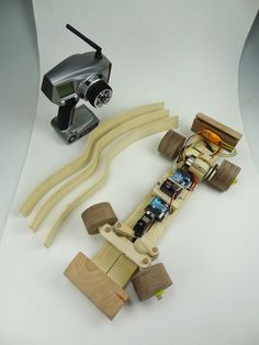 Wooden RC Car on Behance