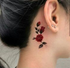 Rose Figurine is a choice for you - Page 25 of 31 - Tattoos und piercings und schmuck - Minimalist Tattoo Tattoo Girls, Girl Tattoos, Tattoos For Guys, Tatoos, Cool Tattoos With Meaning, Lover Tattoos, Woman Tattoos, Female Tattoos, Elegant Tattoos
