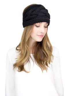 102 Best ♡ Knitted Headbands ♡ images  abadf81ff6e
