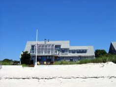 Hyannis Vacation Rental - VRBO 132549 - 6 BR Cape Cod House in MA, Oceanfront 6BR Cape Cod Home with Private Beach!