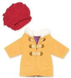 Lily Doll Wooly Winter Outfit
