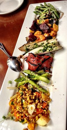 Antipasto appetizer at Backstreet Cafe in Houston, Texas, by gimpypoop, via Flickr
