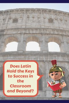 Why learn a dead language? Many people may think Latin is only useful if you want to become a teacher, but here are a few reasons why it benefits everyone.