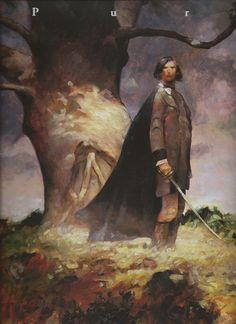 ..Jeffrey Jones, only half of the full painting.