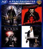 Sci-Fi Action: 4 Film Favorites [4 Discs] [Blu-ray]