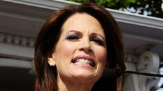 "Michele Bachmann: ""Gays are part of Satan.""   These are the kind of Wackos that are out there in politics...."
