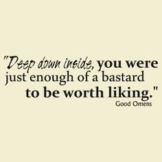 Terry Pratchett and Neil Gaiman Writer Quotes, Literary Quotes, Tv Quotes, Neil Gaiman Quotes, Terry Pratchett Discworld, Good Omens Book, Life Lyrics, Practical Magic, More Than Words