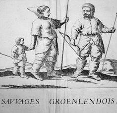 LA PEYRERE. - Relation du Groenland. P., Augustin Courbe, 1647. 1ère éd.