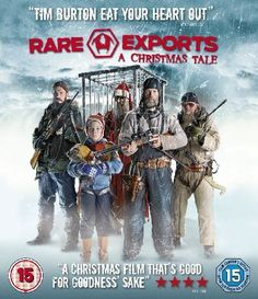 RARE Exports - A Christmas Tale Jalmari Helander directs this quirky Finnish drama offering a dark and twisted alternative to the usual Christmas fare. Based on a series of internet-released shorts by Helander the film tells the sto http://www.MightGet.com/january-2017-12/rare-exports--a-christmas-tale.asp