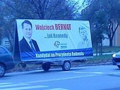 Każdy by chciał, ale nie każdy potrafi być jak #Kennedy... #wybory2014 #wyborysamorzadowe2014 #plakatwyborczy