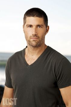 Stranded on a deserted island with Matthew Fox.......
