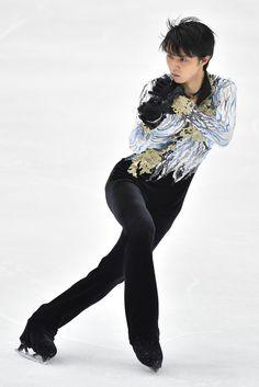 Yuzuru Hanyu Photos: 83rd All Japan Figure Skating Championships - Day 2