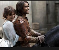 The Musketeers series II via Jessica Pope on Twitter - Constagnan '2015 here we come..... xxxxx' <3