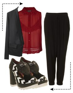 """""""Senza titolo #556"""" by bluveraa ❤ liked on Polyvore"""