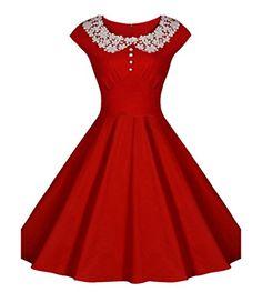 Fashion Bug Womens #Classy Vintage Audrey Hepburn Style 1940's Rockabilly Evening Dress www.fashionbug.us #plussize #fashionbug #vintage #pinup #rockabilly 1X 2X 3X 4X 5X