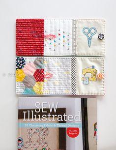 Designs NEUF LA COUTURE PLAISIR Courtepointe Quilting motif de Bobbie G