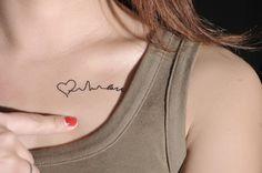 tatuaje de electrocardiograma - Google Search