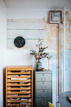 my scandinavian home: A Charming Copenhagen Apartment Full Of Vintage Finds Arranging Bedroom Furniture, Home Office Furniture, Living Room Furniture, Apartment Furniture, Furniture Arrangement, Copenhagen Apartment, Furniture Styles, Furniture Sets, Furniture Outlet