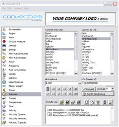 Convert 123, Easy Unit Conversions between different units of measure