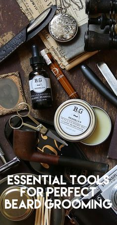 List of Products Required to Grow A Perfectly Groomed Beard ⋆ Men's Fashion Blog - #TheUnstitchd