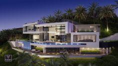 7640 Curson Ter | Hollywood Hills | $5,795,000