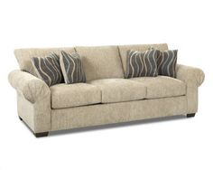 Klaussner TIBURON Sofa Putty * To view further for this item, visit the image link.Note:It is affiliate link to Amazon. #StunningLivingRoom