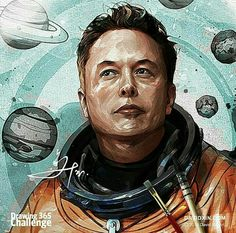 Elon Musk Biography: Investor, Engineer, and Inventor Elon Musk Spacex, Elon Musk Tesla, Elon Musk House, Elon Musk Biography, Foto Doctor, Glitch Art, Animal Sketches, Science Art, Science Quotes