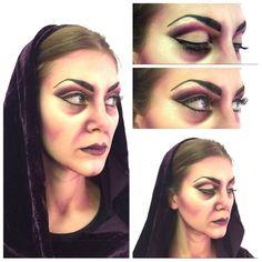 characterizing theatrical make up @ Accademia Teatro alla Scala    Makeup design by Gloria Bordin Art 906