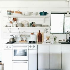 Emily Netz: home tour pt 1: kitchen & dining room before & after